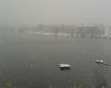 Gelo intenso nel Baltico, record in Bielorussia. Gonzalo porta la neve in Ucraina