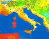 La Sardegna è la zona più calda d'Italia...