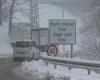 Neve a Sofia e Bucarest, diluvio in Turchia e sulle coste bulgare