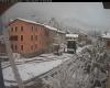 Fine ottobre invernale, con neve a quote basse: accadeva nel 2012