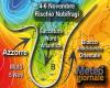 Tra il 4 ed il 6 novembre scenario barico pericoloso