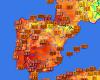 Ancora oltre 30 gradi in Spagna, ottobre pazzesco!