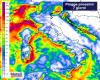 Preoccupante ondata di maltempo: si rischiano piogge alluvionali