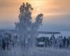 La Siberia piomba nel gelo siderale: primi -40°C in Jacuzia