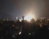 Serie di esplosioni e attimi di panico: tutta colpa di un fulmine, il video