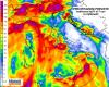 Settimana di grandi piogge e violenti nubifragi: ecco le aree più a rischio