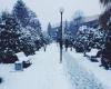 Freddo e neve nell'est Europa. Prime nevicate in Bielorussia, Polonia e Lituania