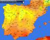 Ancora caldo in Spagna: 27 gradi in Andalusia