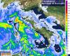Cambiamento più incisivo da mercoledì: ecco dove e quanto pioverà