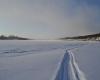 La Siberia fa sul serio: fino a -50°C nel settore centrale. Situazione opposta rispetto a un anno fa