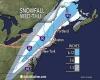 USA, continua l'inverno: tempeste di neve negli Stati del Midwest