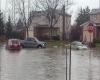 Dopo l'immensa neve, inondazioni in Ontario, ancora in allerta Buffalo