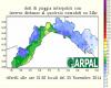 Torna la pioggia in Liguria. Autunno quasi senza precedenti
