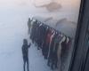 Aereo paralizzato da ghiaccio in Siberia: passeggeri giù a spingere, video