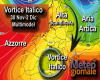 Vortice Italico ad aprire Dicembre: temperature invernali
