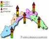 Liguria: nuova Allerta Meteo 2 da stasera su centro ed est regione