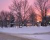 40 gradi sotto zero in Canada. Tempeste di neve nell'Alberta e nel New Brunswick