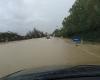 Nubifragi alluvionali sul litorale laziale a nord di Roma: oltre 100 mm