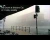 Brisbane, venti di uragano accompagnano l'apocalittica grandinata