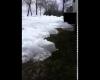 Ice Tsunami! Dal Minnesota l'incredibile video di uno tsunami di ghiaccio