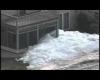 Tsunami di ghiaccio: le riprese dall'aereo