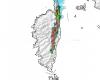 Nubifragi assediano Corsica: è allarme alluvione, punte di quasi 500 mm