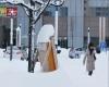 Il terribile inverno Giapponese: 3 le vittime a causa delle tempeste di neve