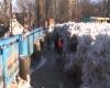 Caldo eccezionale in mezza Europa, alluvione da disgelo in Kirghizistan