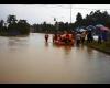 Thailandia: villaggi inondati a causa delle piogge torrenziali