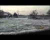 L'onda di neve e ghiaccio su Bishkek