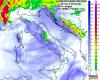 Nuovo peggioramento: arriva neve sulle Alpi e parte del Nord fino a bassa quota