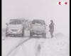 Violente tempeste di neve paralizzano alcune zone del Tibet
