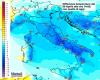 Più freddo anche a Pasquetta: confermato forte calo termico