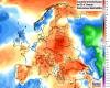 Contrasti termici esagerati in Europa: ecco le anomalie di fine marzo