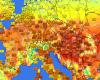 Europa: il gran caldo si sposta più a est, fiammata estiva a Vienna e Budapest