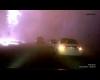 Siberia spettrale: i devastanti incendi dalla camera car