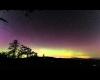 Aurora Boreale in time-lapse
