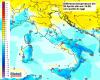 Ad inizio settimana forti variazioni termiche tra Nord e Sud