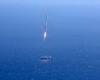 Razzo spaziale atterra su nave, ma alla fine esplode: ecco com'è successo