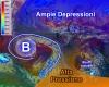 Importanti cambiamenti meteo: Alta Pressione in ulteriore contrazione
