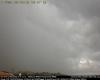 Forti temporali in atto sullo Stretto di Messina