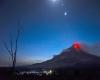 Vulcano Sinabung, una nuova grande eruzione ed è allerta massima