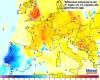 Scaldata impressionante in Europa: ecco quanto saliranno le temperature