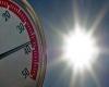 Settembre 1946, 45°C tra Anticiclone Africano e Ghibli (il vento del Sahara)