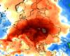 Ondata di caldo eccezionale nell'Est Europa. Temperature incredibili, battuti record secolari