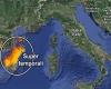 Grossi temporali sulle Baleari: arriveranno in Italia?