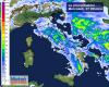 Maltempo al Centro Sud: in dettaglio piogge e temporali previsti