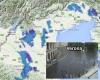 In atto deboli piogge tra Emilia, Veneto e Friuli Venezia Giulia