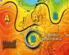 In arrivo due forti ondate di Maltempo: nel fine settimana e a metà mese