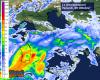 Nuovo ciclone mediterraneo e nuovi nubifragi: si parte venerdì dalla Sardegna